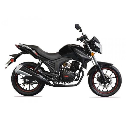 Yumbo Gtr 125 Moto Motos Nuevas 0km 2021 + Obsequios Fama
