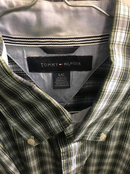 Camisa Manga Larga Tomy