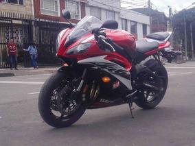 Yamaha R6r Modelo 2014