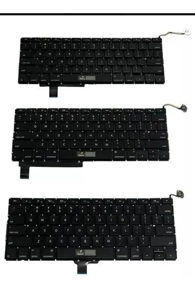 Teclado Macbook Pro 13 15 17 Americano