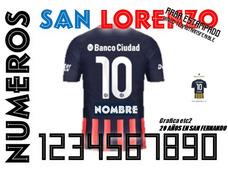Pelota Numero 2 San Lorenzo - Fútbol en Mercado Libre Argentina 4d2908502bd06