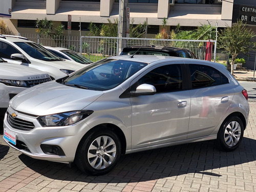 Chevrolet Onix Lt 1.4 Flex 2018 Completo Unico Dono