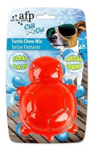 Brinquedo Borracha Para Cachorro Turtle Chew Mix Tartaruga C