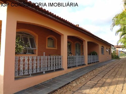 Chacara  Colinas Do Mosteiro De Itaici, Indaiatuba - Ch00777 - 4474041