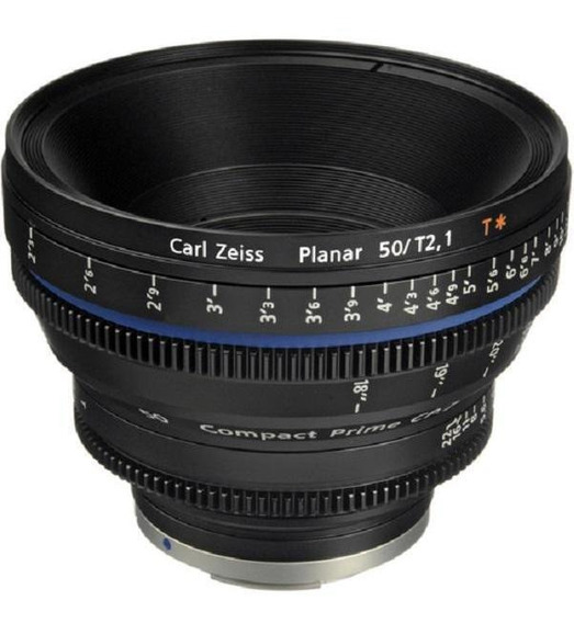 Lente Zeiss, Compact Prime Cp-2, 50mm T2,1 Pl, Meter