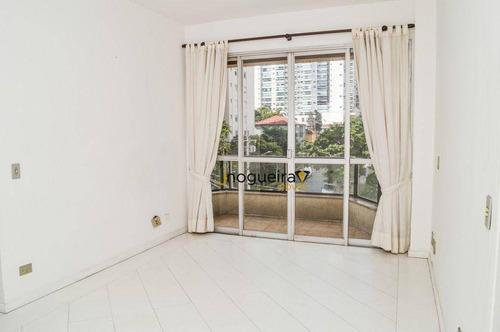 Imagem 1 de 25 de Apartamento Com 2 Dormitórios Para Alugar, 70 M² Por R$ 2.700,00 - Campo Belo - São Paulo/sp - Ap12007