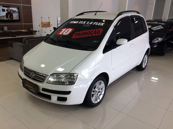 Fiat Idea 1.4 Mpi Elx 8v Flex 4p Manual