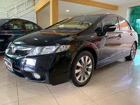 Honda Civic 1.8 Lxl Se Couro Flex Aut. 4p 2011/11