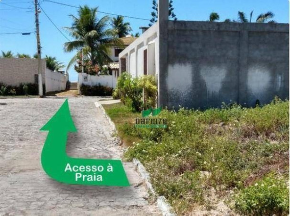 Terreno À Venda, 568 M² Por R$ 220.000 - Jauá - Camaçari/ba - Te0685