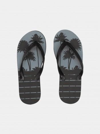 Sandalias Rayas/palmeras Ccp