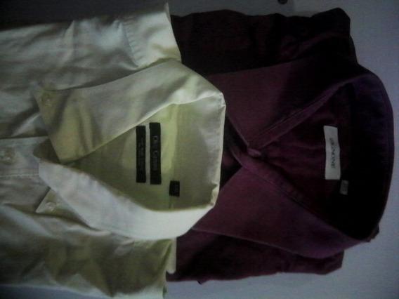Camisas Manga Corta Y Larga Xl- 2xl-3xl