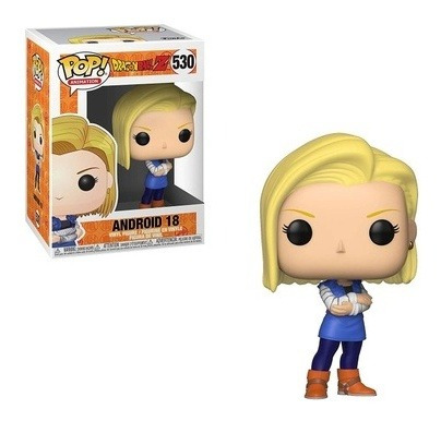 Funko Pop! Animation Dragon Ball Z - Android 18 - Funko Pop