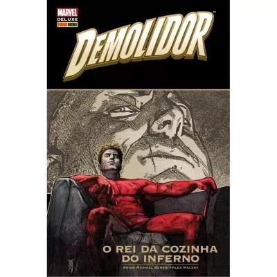 Hq - Demolidor - O Rei Da Cozinha Do Inferno - Capa Dura