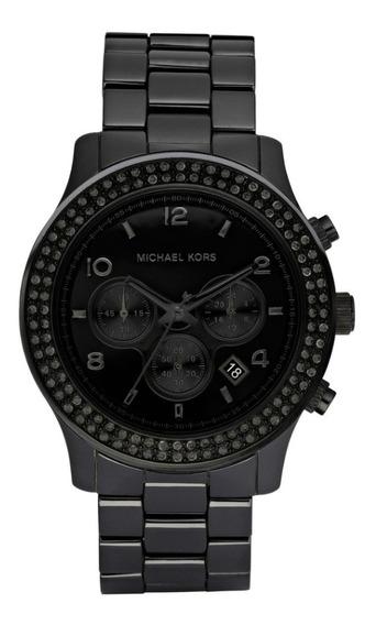 Relógio Luxo Michael Kors Mk5360 Cerâmico & Chronograph!!!