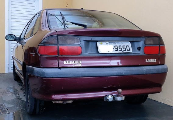 Renault Laguna 2.0 1995 - Bragança Paulista - Sp