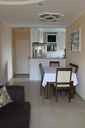 Imagem 1 de 30 de Apartamento Com 2 Dormitórios À Venda, 58 M² Por R$ 330.000,00 - Vila Guilhermina - São Paulo/sp - Ap2912