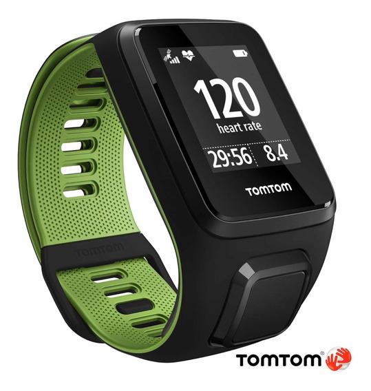 Relógio Com Gps Tomtom Runner 3 Cardio