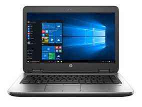 Notebook Hp Probook 640 G2, I5 6300m 8gb Hd 500gb