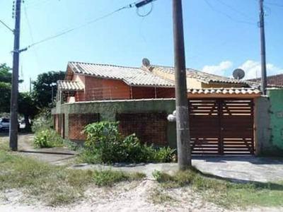 Casa Em Itanhaém, No Jardim Suarão, 2 Dormitórios - 4938/p