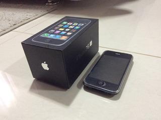 iPhone 3gs - 32gb Com Carregadores E Embalagem Original