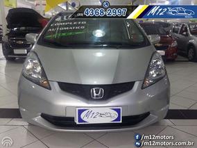 Honda Fit 1.4 Lx 16v Automatico 2010