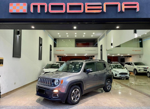 Jeep Renegade 1.8 Sport Plus At