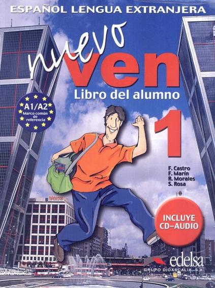Nuevo Ven 1 Libro Del Alumno Incluy Cd Audio