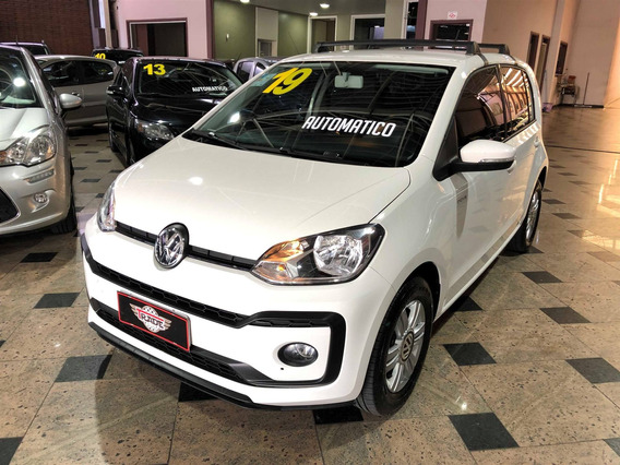 Volkswagen Up1.0 Mpi Move Up 12v Flex Automatizado 2018 2019