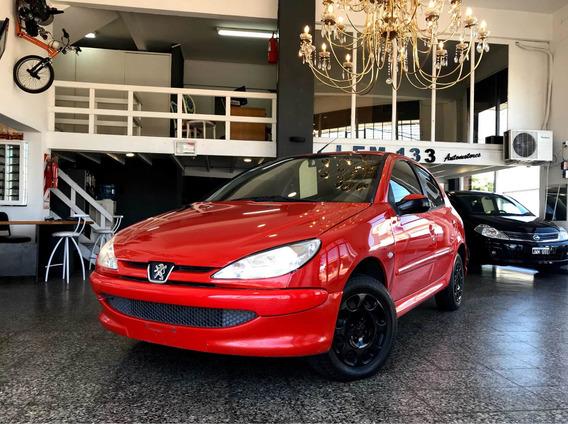 Peugeot 206 1.9d 5ptas Full Excelente , Anticipo $