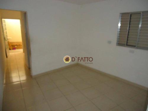 Imagem 1 de 10 de Casa Com 1 Dormitório Para Alugar, 35 M² Por R$ 700,00/mês - Vila Leda - Guarulhos/sp - Ca0428