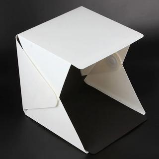 Foto Estudio Portátil Plegable Caja Luz Led Fotografia. Ya!
