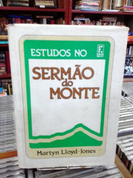 Estudos No Sermao Do Monte Martyn Lloyd-jones