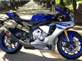 2017 Yamaha Yzfr1 R1 Con Akrapovic