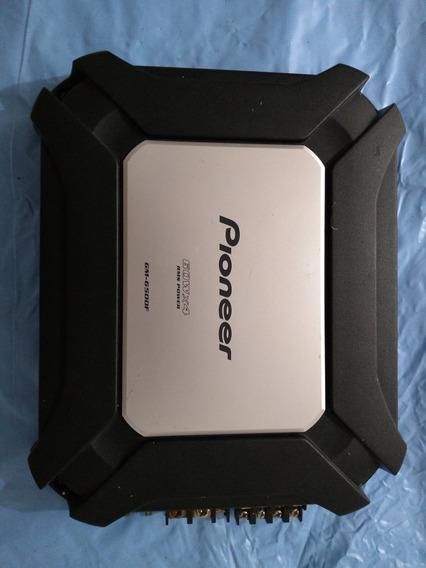 Módulo De Som Pioneer Gm-6500f Usado