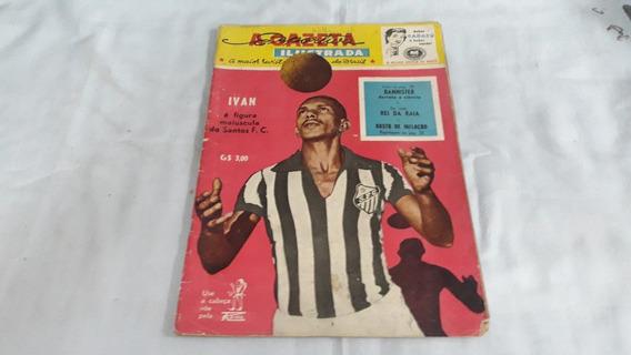 Gazeta Esportiva 31 Jan/55 Comercial/botafogo/radium/flameng
