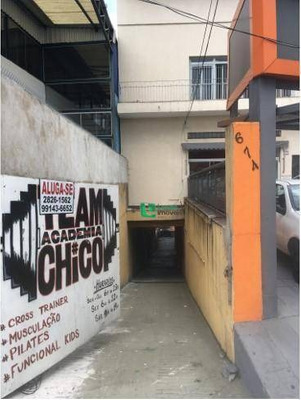 Salão Para Alugar, 180 M² Por R$ 4.000/mês - Limão - São Paulo/sp - Sl0035