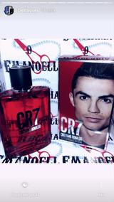 Perfume Cr7 ( Jequiti )