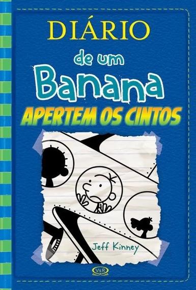 Livro Diário De Um Banana 12 Apertem Os Cintos Jeff Kinney