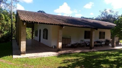 Chácara No Bairro Araraú Com Piscina Em Itanhaém!! - 7802