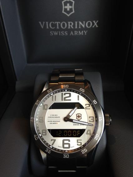 Relógio Victorinox Chrono Classico Xls Mt 241301