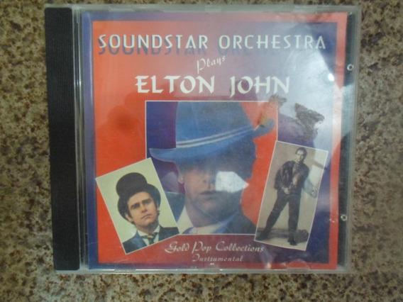 Cd Elton John Sounstar Orchestra - Excelente Estado!