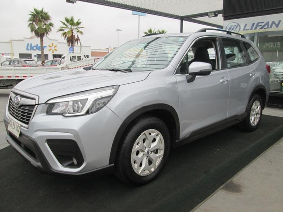 Subaru Forester New Forester At Cvt Awd 2019