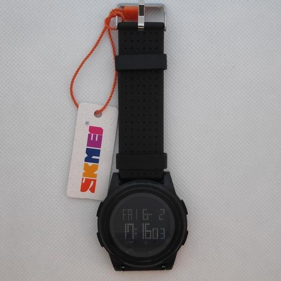 Relógio Skmei 1206 Preto Original A Prova D