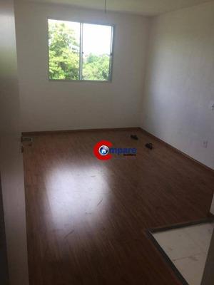 Apartamento Com 2 Dormitórios Para Alugar, 40 M² Por R$ 650/mês - Bonsucesso - Guarulhos/sp - Ap6957
