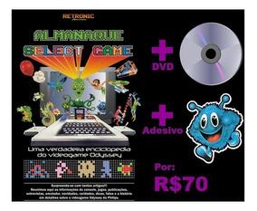 Almanaque Odyssey Philips - Anos 80 - Época Do Atari