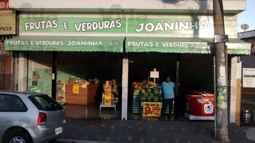 Salão Comercial Em Parque Santa Teresa  -  Carapicuíba - 30662