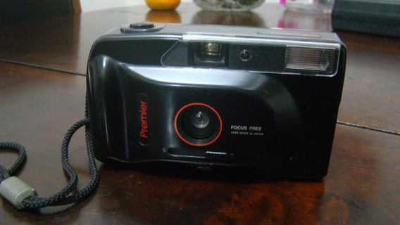 Camera Fofográfica Premier Pc 640 , Analógica , Funcionando
