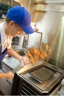 Asesoria Negocio Pollo Frito Usando Freidora Henny Penny