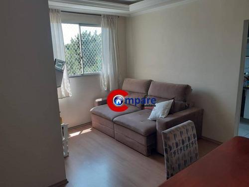 Apartamento Com 2 Dormitórios À Venda, 53 M² Por R$ 240.000,00 - Picanco - Guarulhos/sp - Ap8495