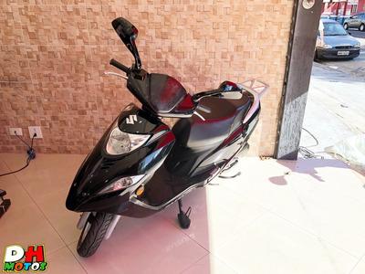 Suzuki Burgman 125i - 2015